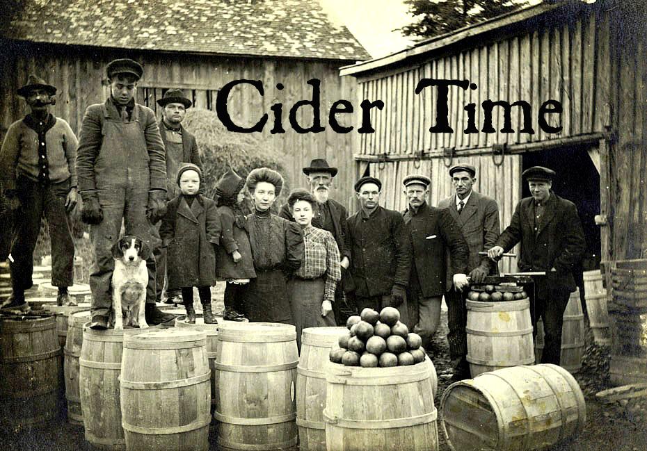 Cider.cider time