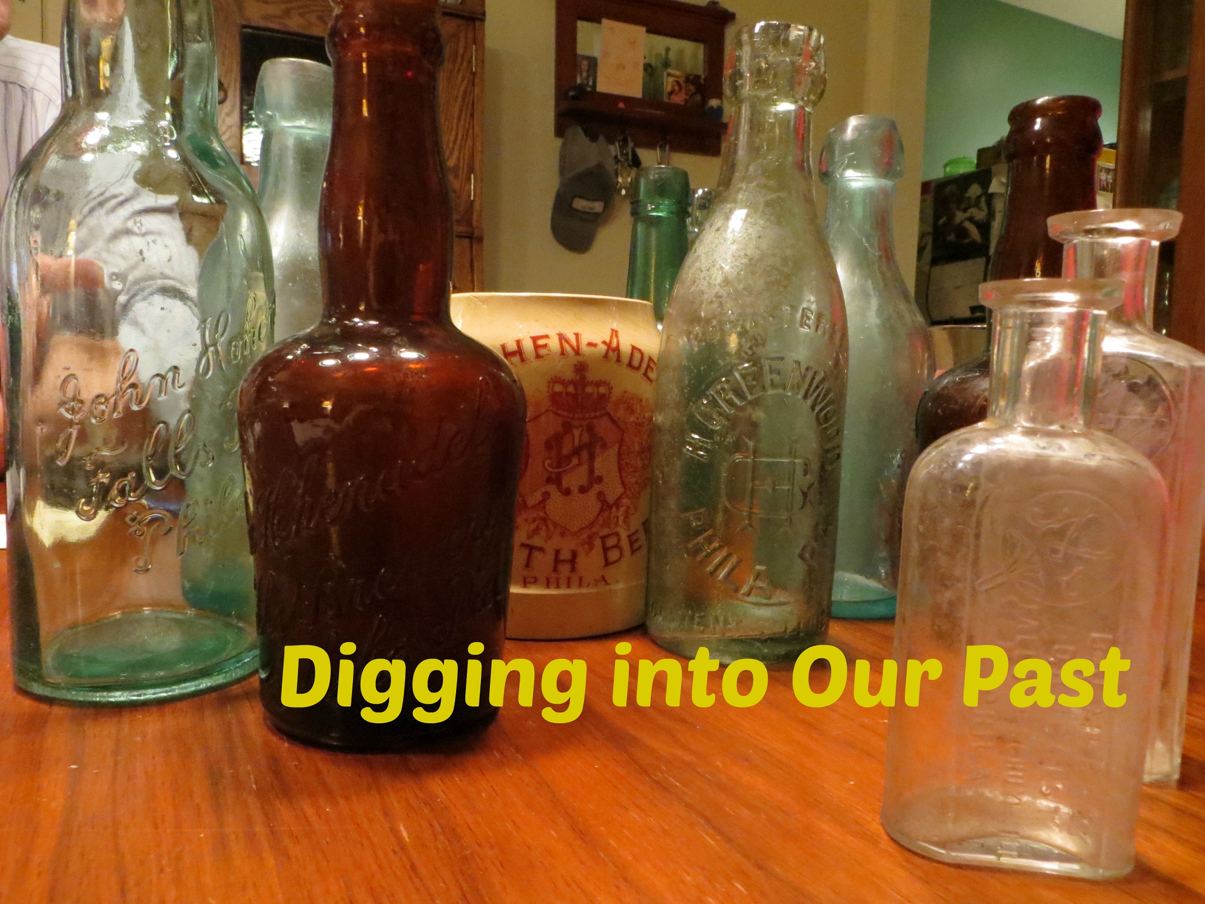 A Brief History of East Falls – Bottle Edition