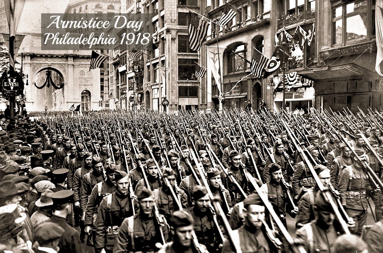 soldiers marching patriotic phila